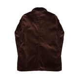Vetra 9M96/4 Medium Wale Corduroy Stretch Jacket in Brown