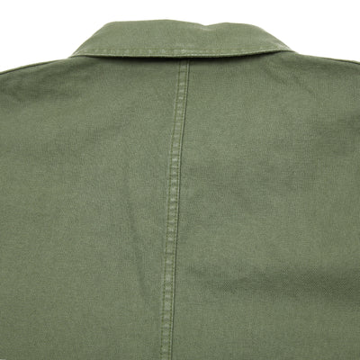 Vetra 1C17/5C Cotton Jacket in Jade