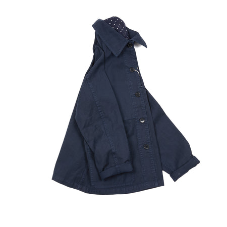Vetra 2V55/4F Womens Cotton Jacket in Navy