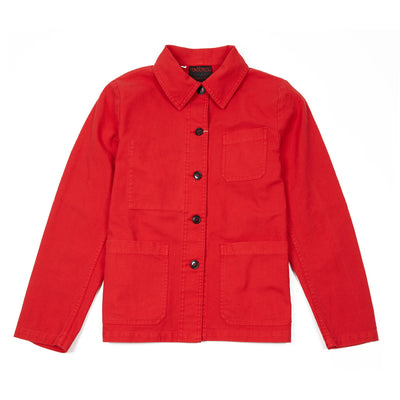 Vetra Women's 1C44/4F Cotton Jacket in Poppy