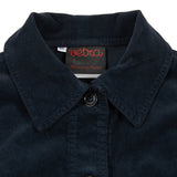 Vetra Women's 3V55/6F Corduroy Jacket in Navy