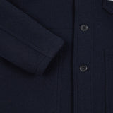 Vetra 5F05/4 Double Face Jacket in Marine