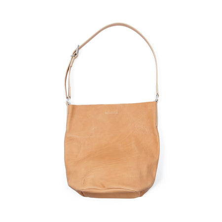 a3bfe3ed822a2 Ally Capellino Lloyd Small Calvert Leather Bucket Bag in Light Tan ...