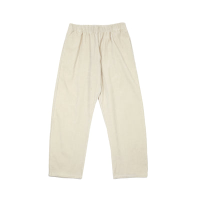 Apuntob Fine Cord Trousers in Natural