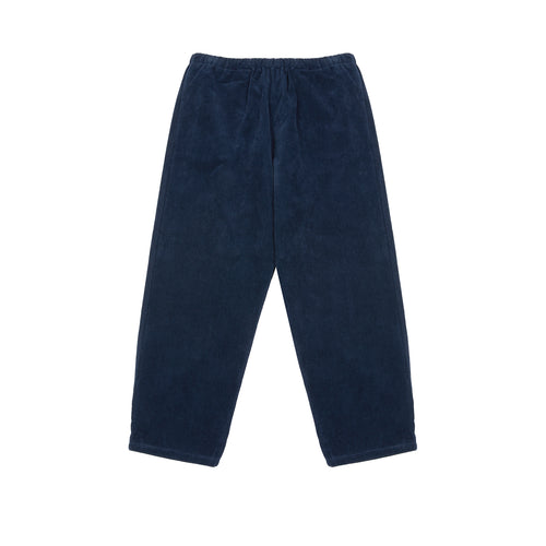 Apuntob Fine Corduroy Trousers in Deep Blue