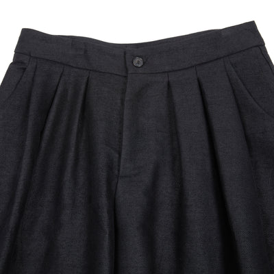 Apuntob Culotte Trousers in Black