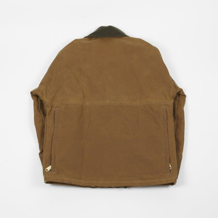 Filson Tin Cloth Field Jacket in Tan