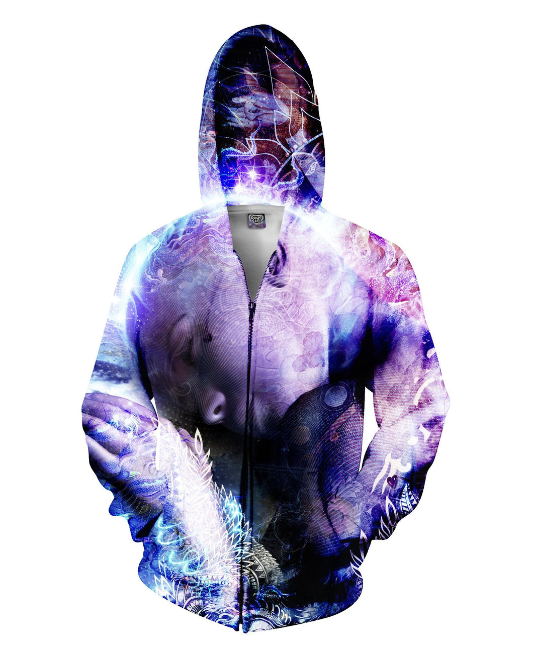 A Prayer for the Earth Zip-Up Hoodie