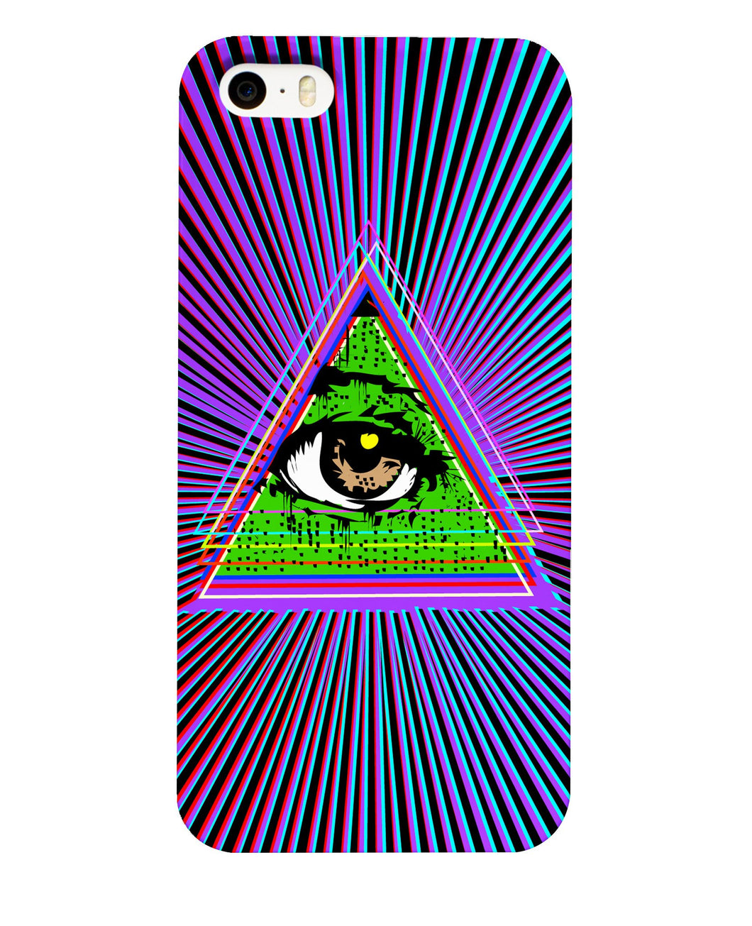 All Seeing Eye Phone Case