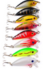 56 Piece Lure Set. WATCH THE VIDEO BELOW TO SEE HOW GOOD OUR LURES WORK!