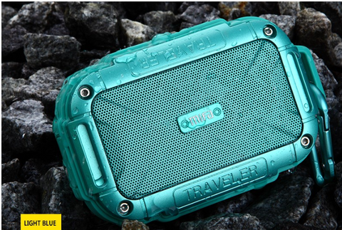 Mifa F7 Waterproof Bluetooth Speaker Over 500 happy customers See it in Action below