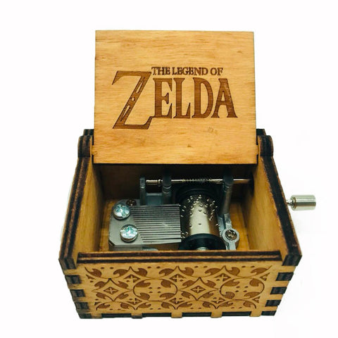 The Legend of Zelda Music Box Song Of Storms!