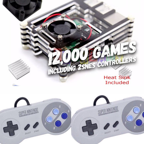 Retro Classic HDMI Console 12,000+Games  FULL LIST OF GAMES BELOW