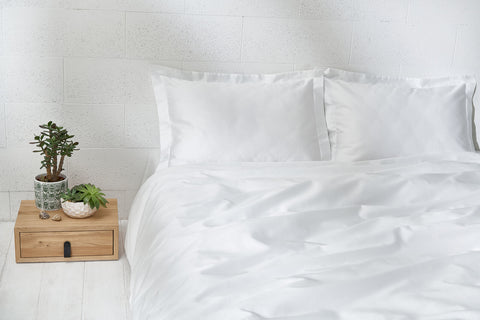 "Bedding Set ""White"""