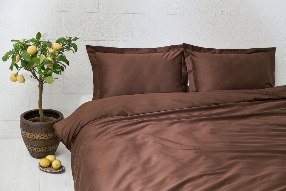 "Bedding Set ""Chocolate"""