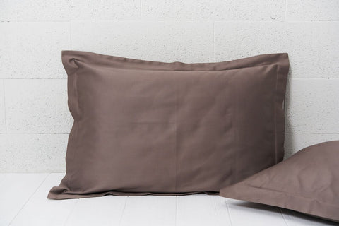 "Pillow cover ""Cappuccino"""