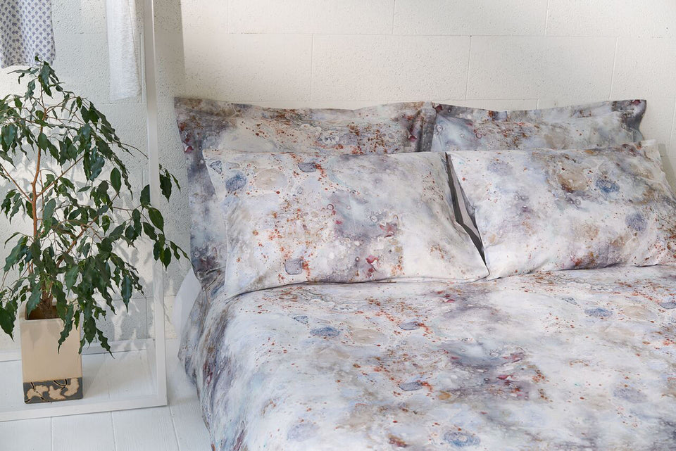"Bedding Set ""Cosmos"" 200x220cm"