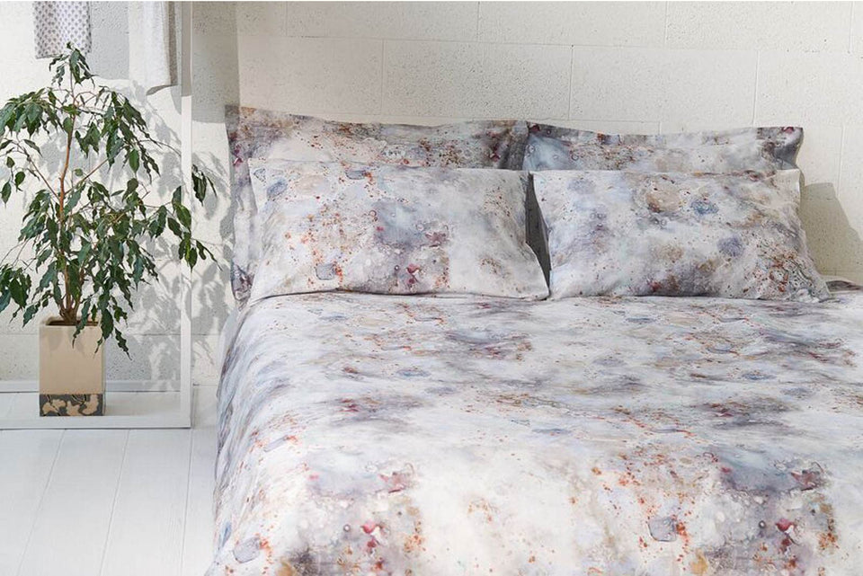 "Bedding Set ""Cosmos"""