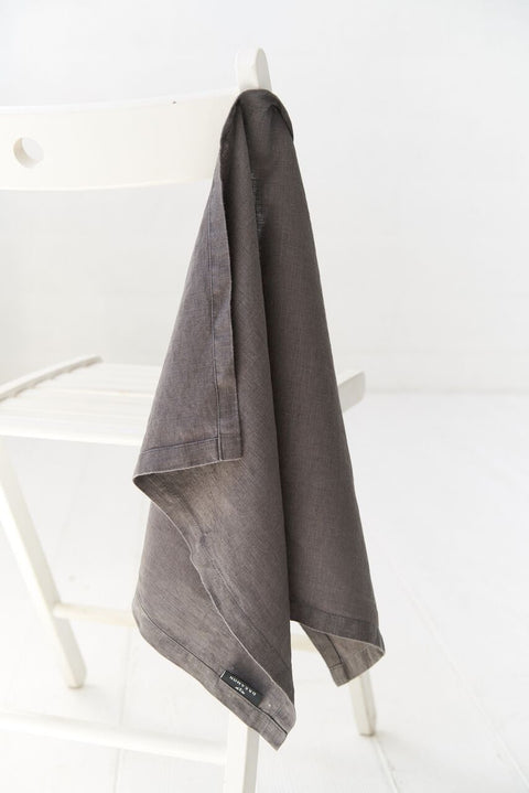 "Kitchen towel ""Grey"""