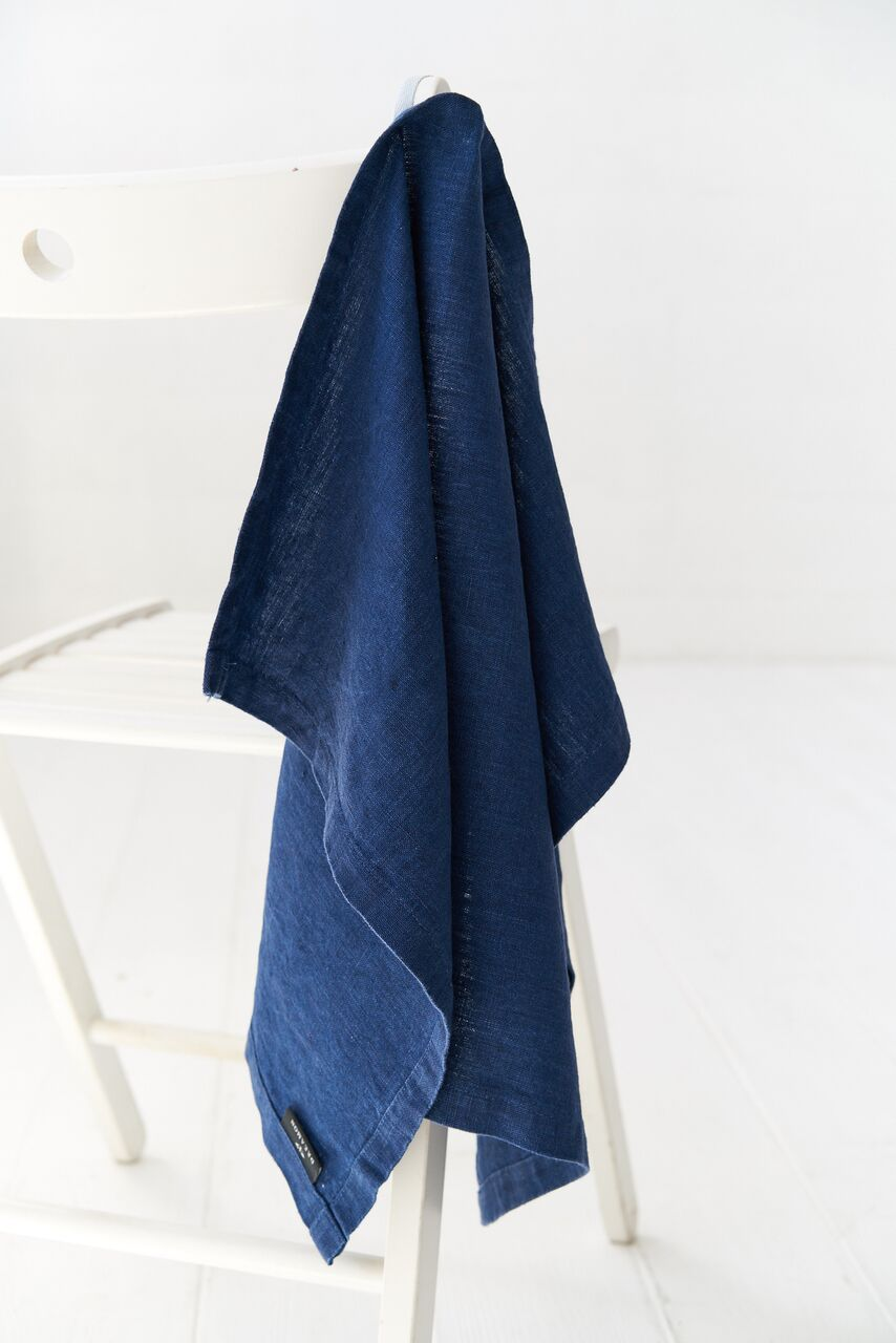 "Kitchen towel ""Blue"""