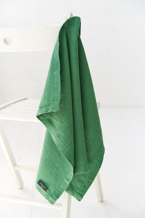 "Kitchen towel ""Green"""