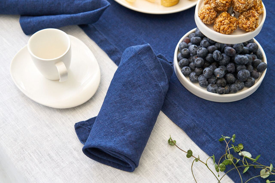 "Table Napkin ""Blue"""