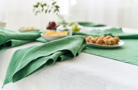 "Table Napkin ""Green"""