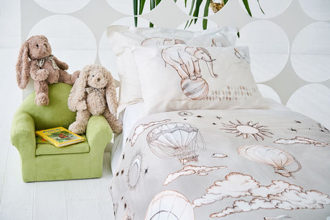 "Bedding Set ""Vinted Air Balloon"""