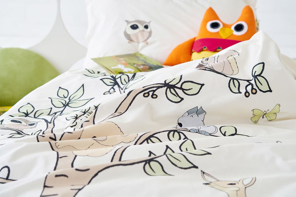 "Bedding Set ""Forest"""