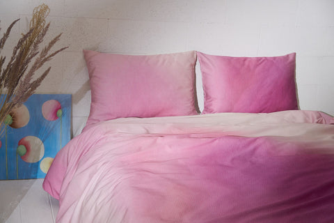 "Bedding Set ""Blur Flower"" 200x220 cm"