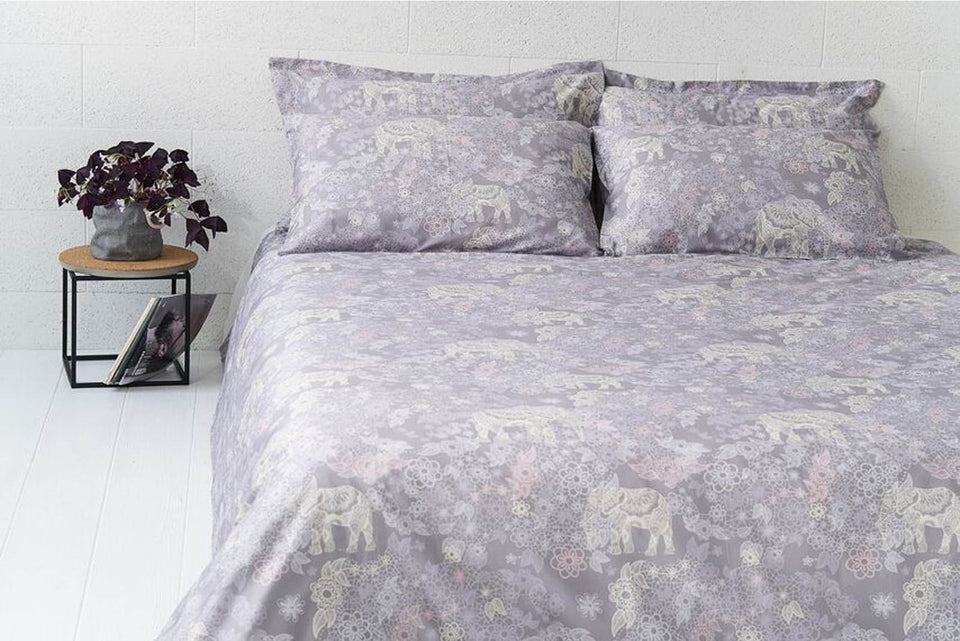 "Bedding Set ""Elephant Tattoo"""