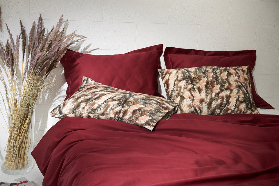 "Bedding Set ""Feather"""