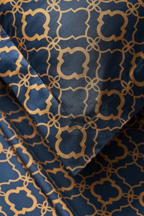 "Bedding Set ""Moroccan Night - Dark"""