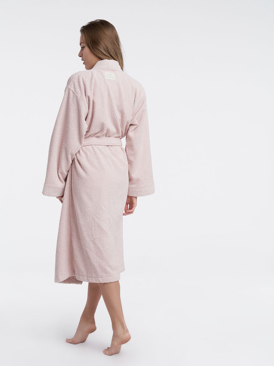 "Cotton Bathrobe ""Rice"""