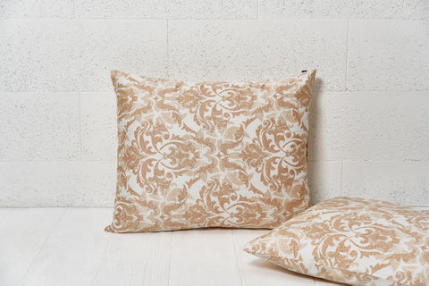 "Pillow cover ""Damask Light"""
