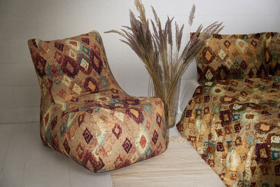 "Deco Pillow Suit ""Africa"""