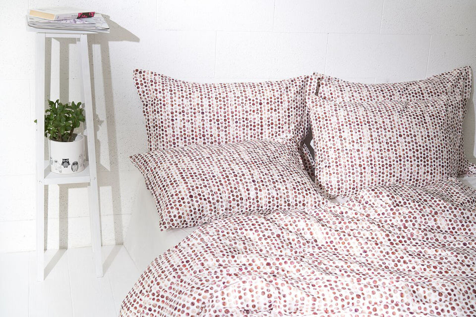 "Bedding Set ""Dots"""