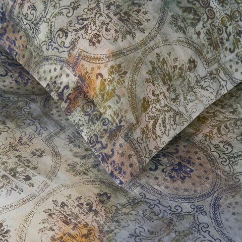 "Premium sateen bedding set ""Baroques"" - DREAMON"