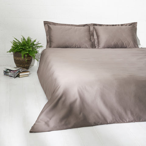 "Bedding Set ""Cappuccino"" 155x220 cm"