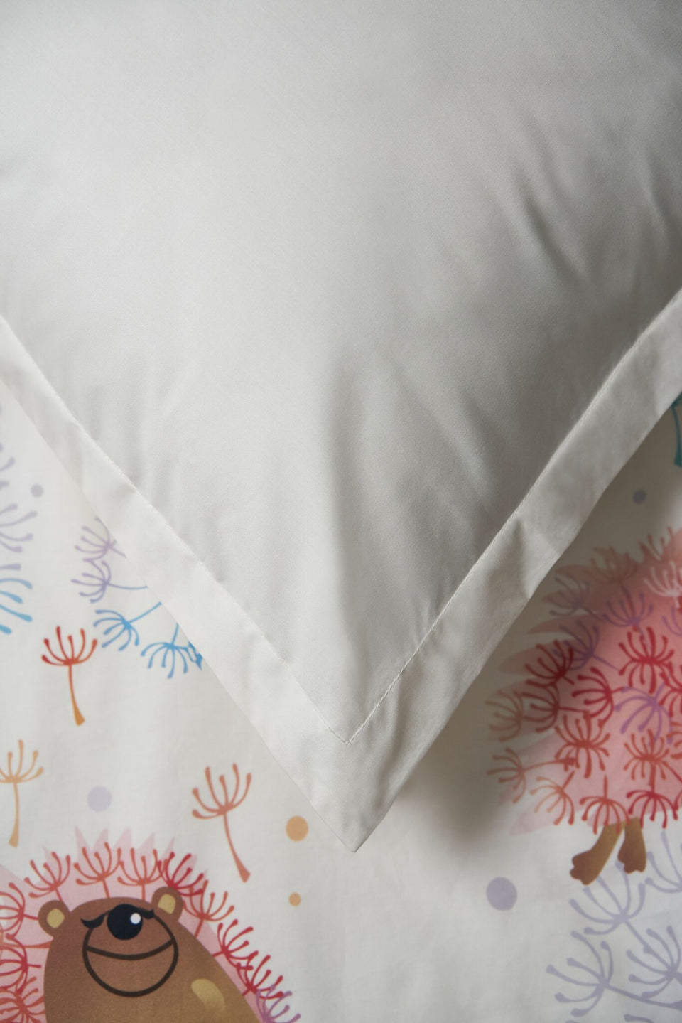 "Bedding Set ""Hedgehog Pink"""