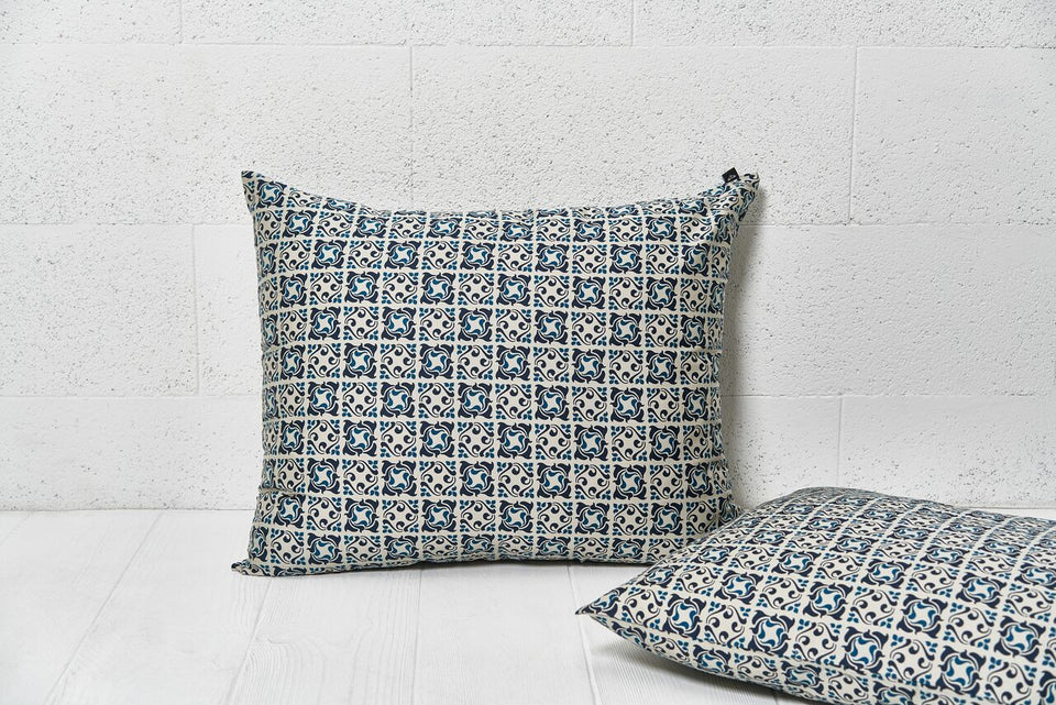 "Pillow cover ""Arabesque"""