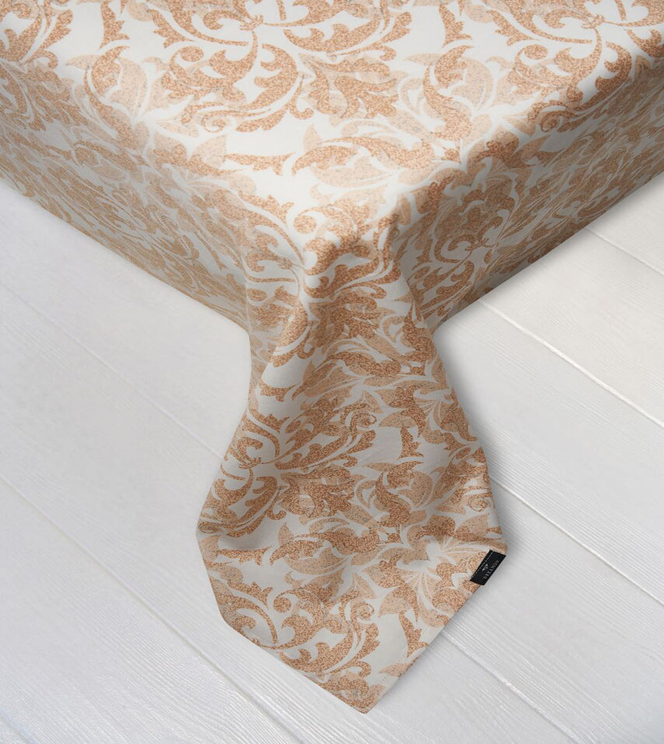 "Bedsheet ""Damask Light"""