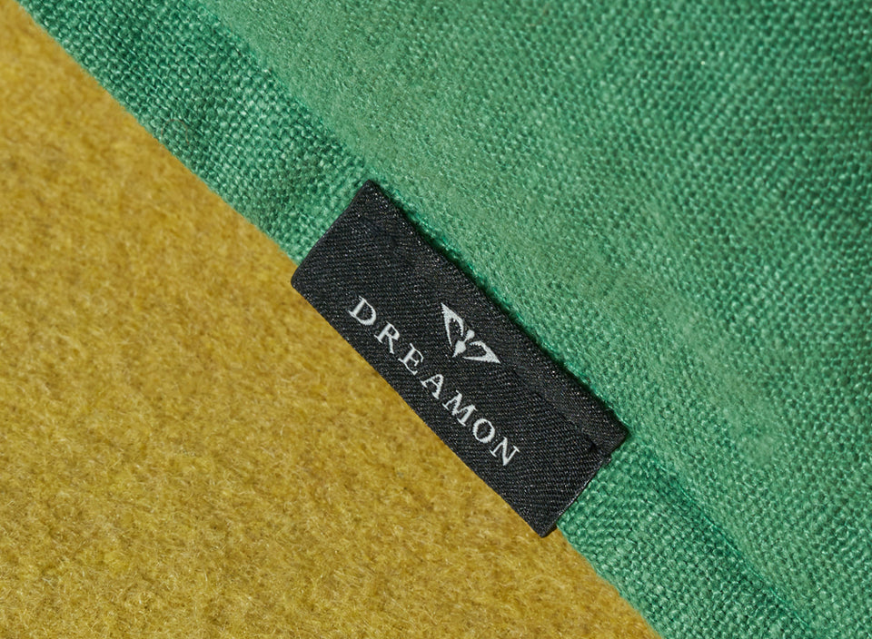 "Deco Pillow Suit ""Green"""