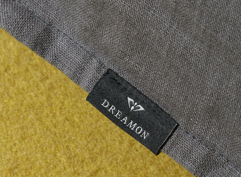 "Deco Pillow Suit ""Grey"""