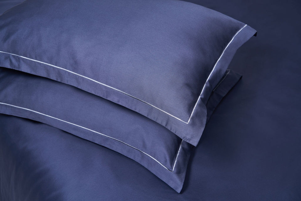 "Pillow Cover ""Indigo"" Christmas edition"