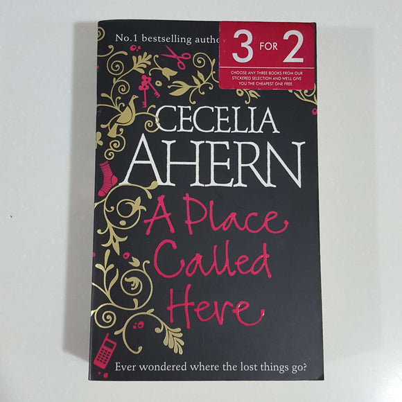 A Placed Called Here by Cecelia Ahern