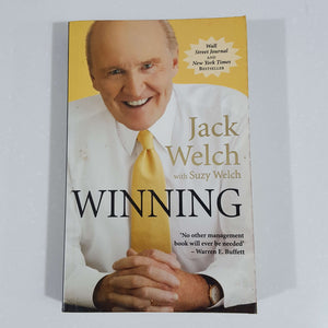 Winning by Jack Welch