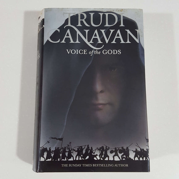 Voice of the Gods (Age of the Five Trilogy) by Trudi Canavan (Hardcover)