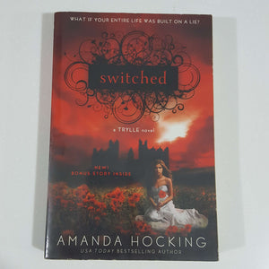 Switched (The Trylle Series) by Amanda Hocking