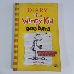 Diary of a Wimpy Kid: Dog Days by Jeff Kinney